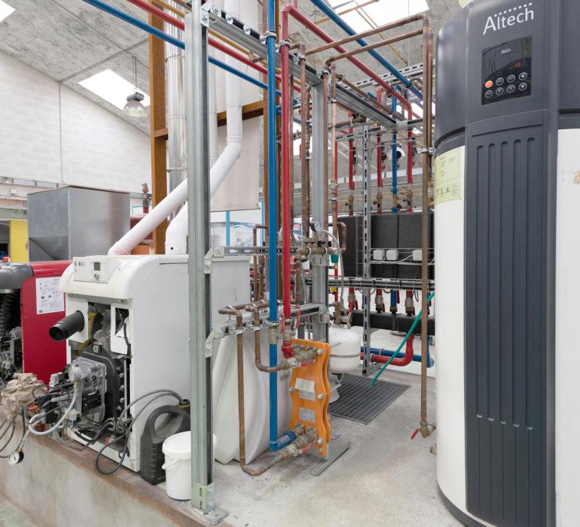 TISEC – Technicien en Installation des Systèmes Énergétiques et Climatiques